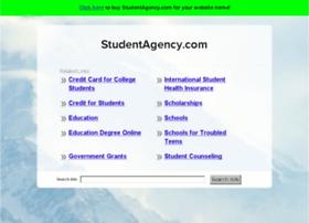 studentagency.com