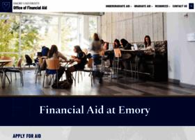 studentaid.emory.edu