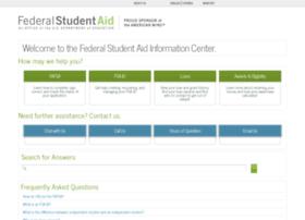studentaidhelp.ed.gov