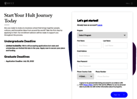 studentapplication.hult.edu