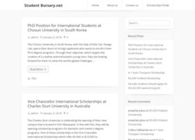 studentbursary.net