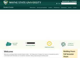 studentcenter.wayne.edu
