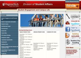 studentcenters.vt.edu