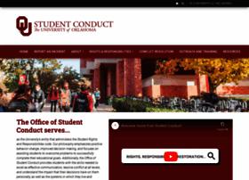 studentconduct.ou.edu