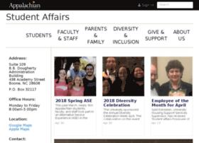 studentdev.appstate.edu