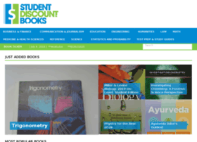 studentdiscountbooks.com