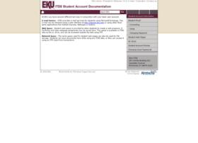 studentdocs.eku.edu