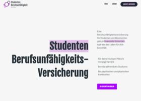 studentenberufsunfaehigkeit.de