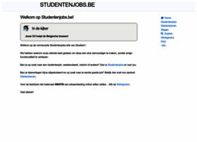 studentenjobs.be