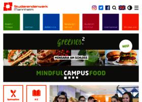 studentenwerk-mannheim.de