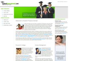 studentfinancedomain.com