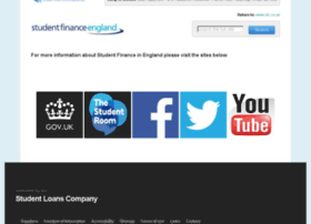 studentfinanceengland.co.uk