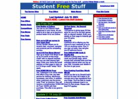 studentfreestuff.com