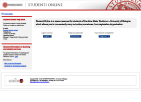 studenti.unibo.it
