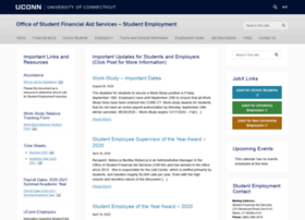 studentjobs.uconn.edu