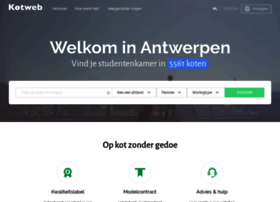 studentkotweb.be