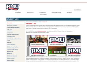 studentlife.rmu.edu
