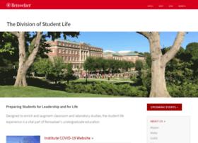 studentlife.rpi.edu