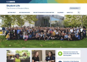 studentlife.ucdavis.edu