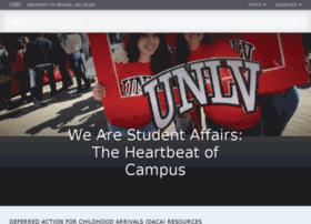 studentlife.unlv.edu