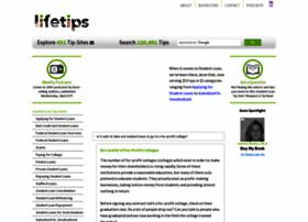 Studentloan.lifetips.com
