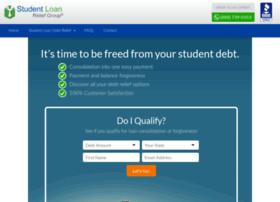 studentloanreliefgroup.com
