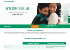 studentloans.citizensbank.com