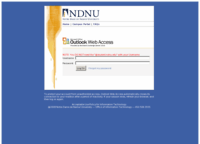 studentmail.ndnu.edu