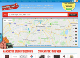 studentmap.co.uk