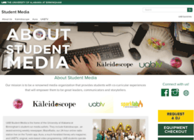 studentmedia.uab.edu