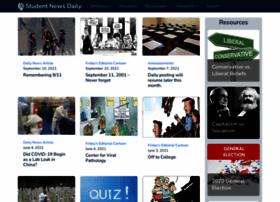 studentnewsdaily.com