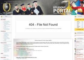 studentportal.unisza.edu.my