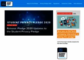 studentprivacypledge.org