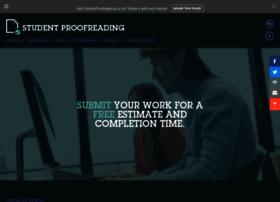 studentproofreading.co.uk