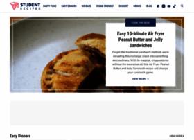 studentrecipes.com