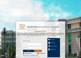 students-zone.msa.edu.eg