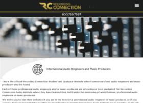 students.recordingconnection.com