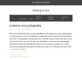 studentsdiary.net