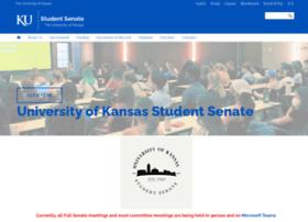 studentsenate.ku.edu