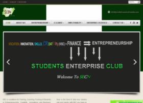 studentsenterpriseclub.com