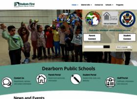 studentservices.dearbornschools.org