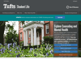 studentservices.tufts.edu