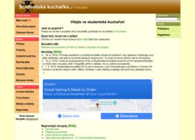 studentskakucharka.cz