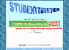 studentsmeeting.forumitalian.com