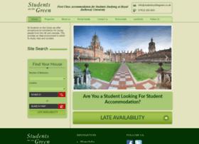 studentsonthegreen.co.uk