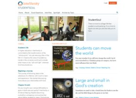studentsoul.intervarsity.org