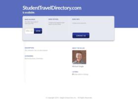 studenttraveldirectory.com