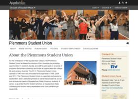 studentunion.appstate.edu