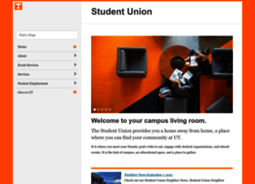studentunion.utk.edu