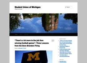 studentunionofmichigan.wordpress.com